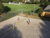 Beachvolleyball am 20. August