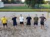 Beachvolleyball am 27. August