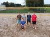 Beachvolleyball am 03. September